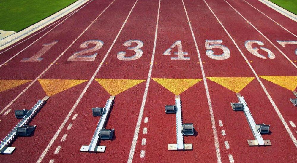 Hub Lakes Track Meet