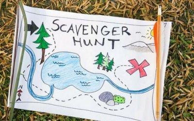 Back-to-School Scavenger Hunt