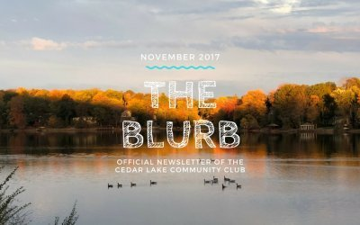 The Blurb | November 2017
