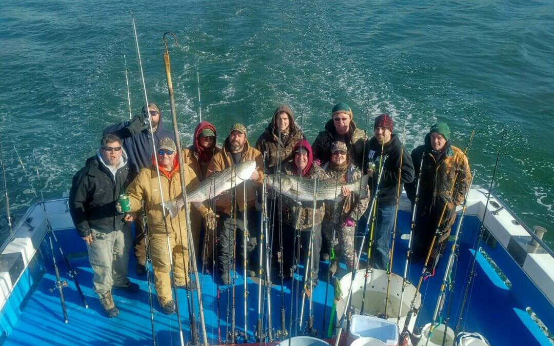 Deep Sea Fishing Pictures