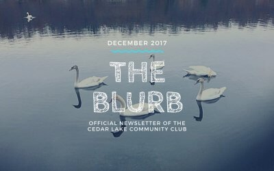The Blurb | December 2017