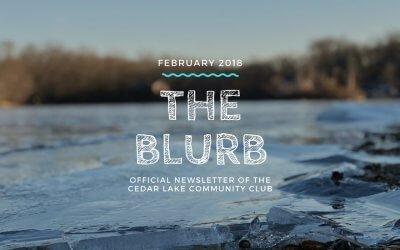 The Blurb | February 2018