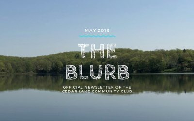 The Blurb | May 2018