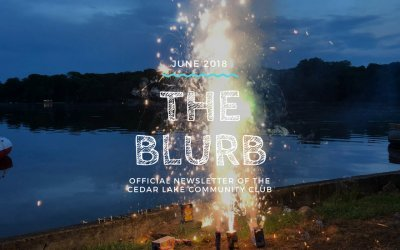 The Blurb | June 2018