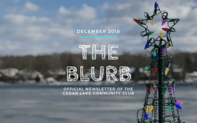 The Blurb | December 2018