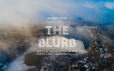 The Blurb | March 2019