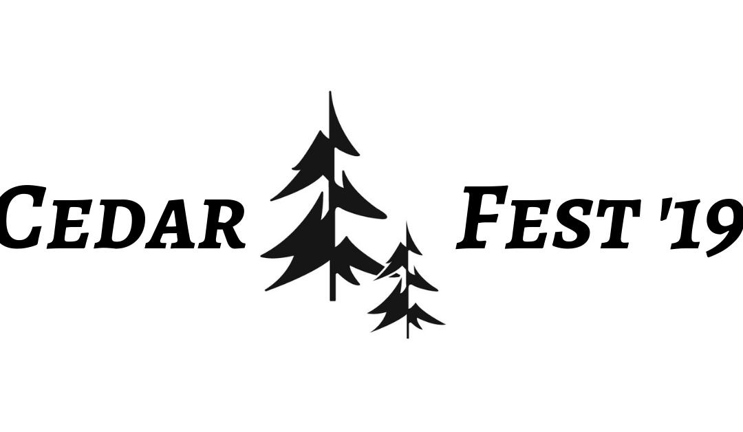 CedarFest '19