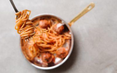 Spaghetti Dinner Night!